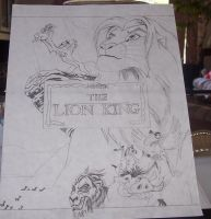 The Lion King by Dianabanana1989