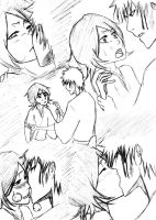 Sketch ichiruki by XPsoul