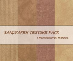 Sandpaper Texture Pack by powerpuffjazz