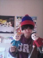 Stan Marsh cosplay!!! by xxxSouthparkxxx
