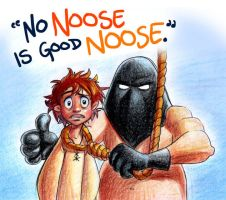 No Noose... by The-Ez