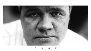 Babe Ruth Poster by timdallinger
