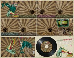 Electro Encephales Givrees CD by misfitmalice
