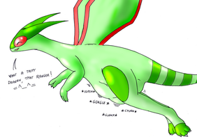 Full Flygon by saber-th
