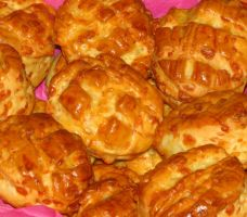 Tasty Hungarian Cheese Biscuits by Kitteh-Pawz