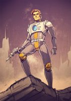 Captain Future by florianrenner