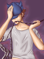 Chains. by KyoX