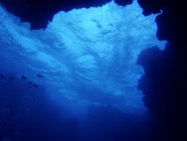 Underwater Cavern 5491979 by StockProject1