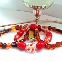 Fire Collection by zanglesaccessories