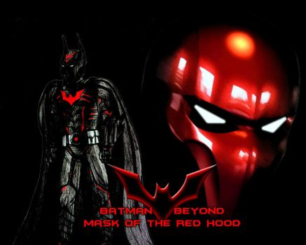 Batman Beyond - Mask of the Red Hood by JAM4077