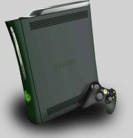 xBox Gaming Console by Cooo