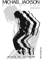 Michael Jackson Tribute by Roadhouse-Hunter