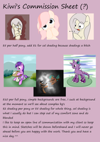 Commission Page by kiwifingers