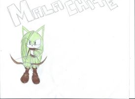 Malachite the Fox by Knuxie-Bro