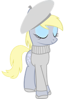 French Derpy Hooves v1 by cool77778