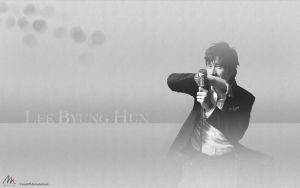 Lee Byung Hun Wallpaper by MeyLi27