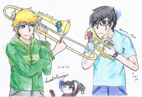 Band Geeks by Pikachewy99