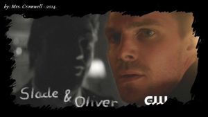 Slade and Oliver by MrsCromwell