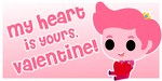 Chibi Prince Gumball Valentine by Happbee