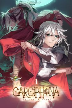 Carciphona Vol.1 Cover by shilin