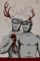 Hannibal - The Devil's lover by Dracontessa