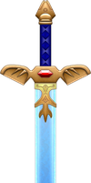 Aqua Sword by BLUEamnesiac
