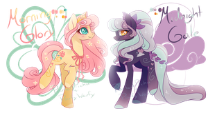 Special Day and Night Adopts Closed $$$ by ParfaitPichu