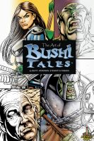 Art of Bushi Tales cover art by Hachiman1