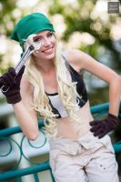 Winry by MeganCoffey