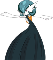 Shiny Mega Gardevoir Vector! by Alpha-mon