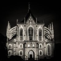 Silver Cathedral by Sudlice