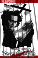 Poster Sweeney Todd by ramseyal