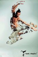 Dancer Dispersion by TunedUpGraphics