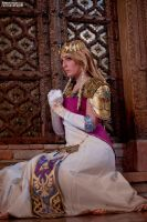 Zelda_Pray by CalipsoCosplay