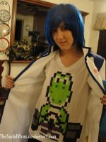 Kaito 02: Yoshi is awesome by TheSocialVirus