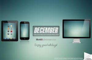 December by BlankID