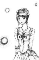 Victorian Lady by fantasy-flower
