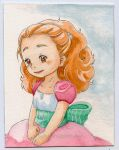 little princess by Nalys