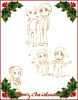 Supernatural Christmas 09 by xPrincessSakurax