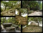 Stone Ruins Stock Pack 1 by Lizzie-Bitty