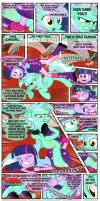 BY SKYWALKER'S HAND! (Part 9 of 35) by INVISIBLEGUY-PONYMAN
