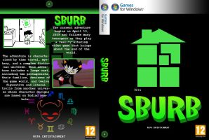 SBURB Cover by Yuffie58