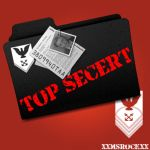 Top Secret Black by xxmsrockxx