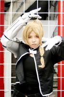 Full Metal Alchemist by kazuhyun