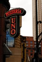 Uno Pizzeria by billxmaster