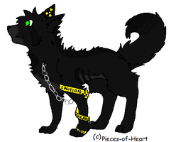 Adoptable ''BIOHAZARD'' :closed: by jackdaw-s