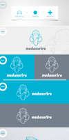 Medicentro logo- Wipend by devzign