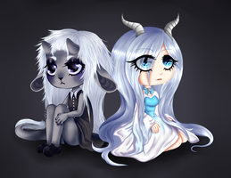 Skadi and Verr Collab by R0TII