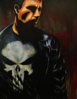 The Punisher by smlshin