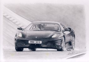 Ferrari f430 by klem